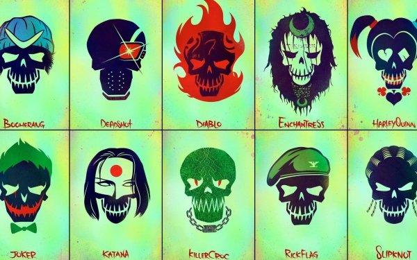 Films Suicide Squad HD Wallpaper | Achtergrond