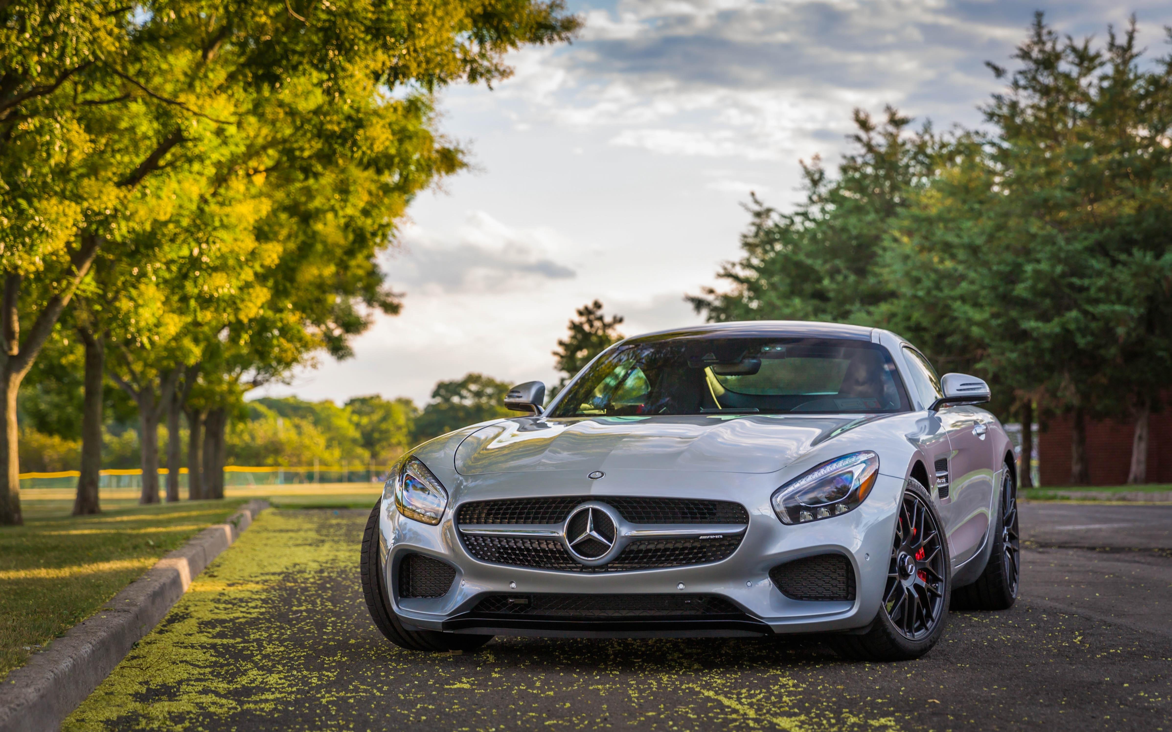 Mercedes Amg Gt 4k Ultra Tapeta Hd Tło 4791x2994 Id691012