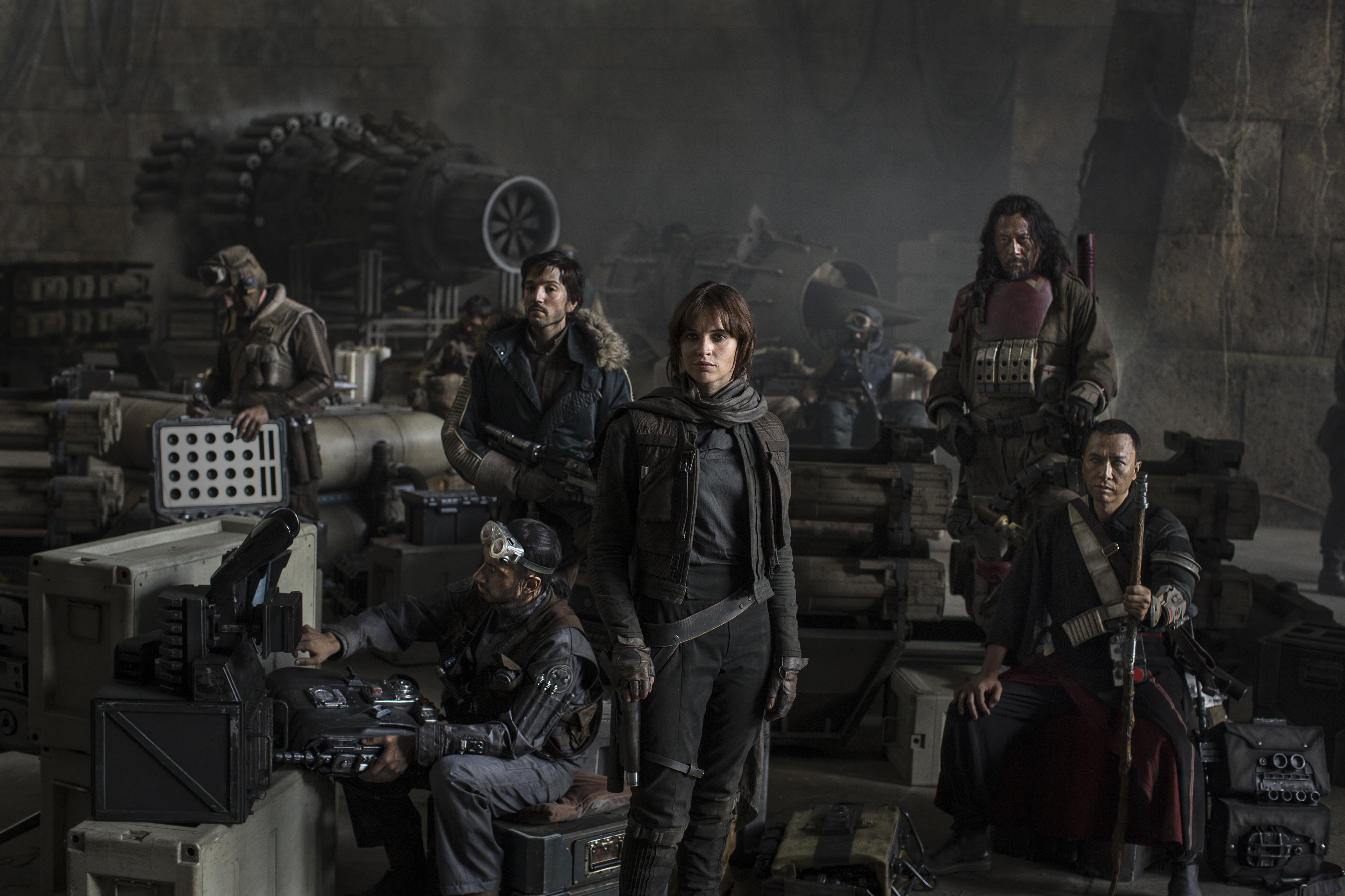 87 Rogue One A Star Wars Story Hd Wallpapers Background Images
