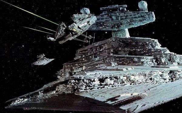 Movie Star Wars Episode V: The Empire Strikes Back Star Wars Star Destroyer HD Wallpaper | Background Image