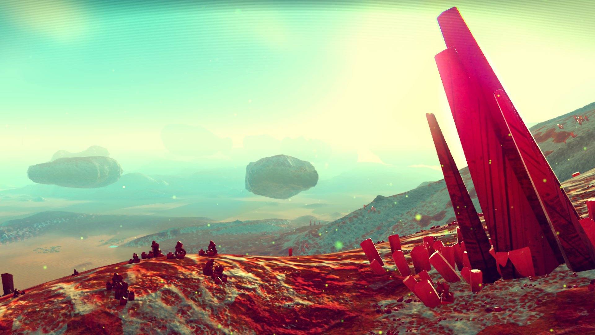 No Man S Sky Background Hd Wallpaper Background Image