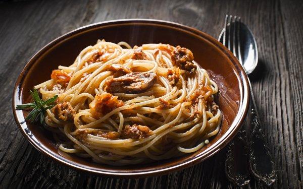 Alimento Pasta Plate Comida Fondo de pantalla HD | Fondo de Escritorio