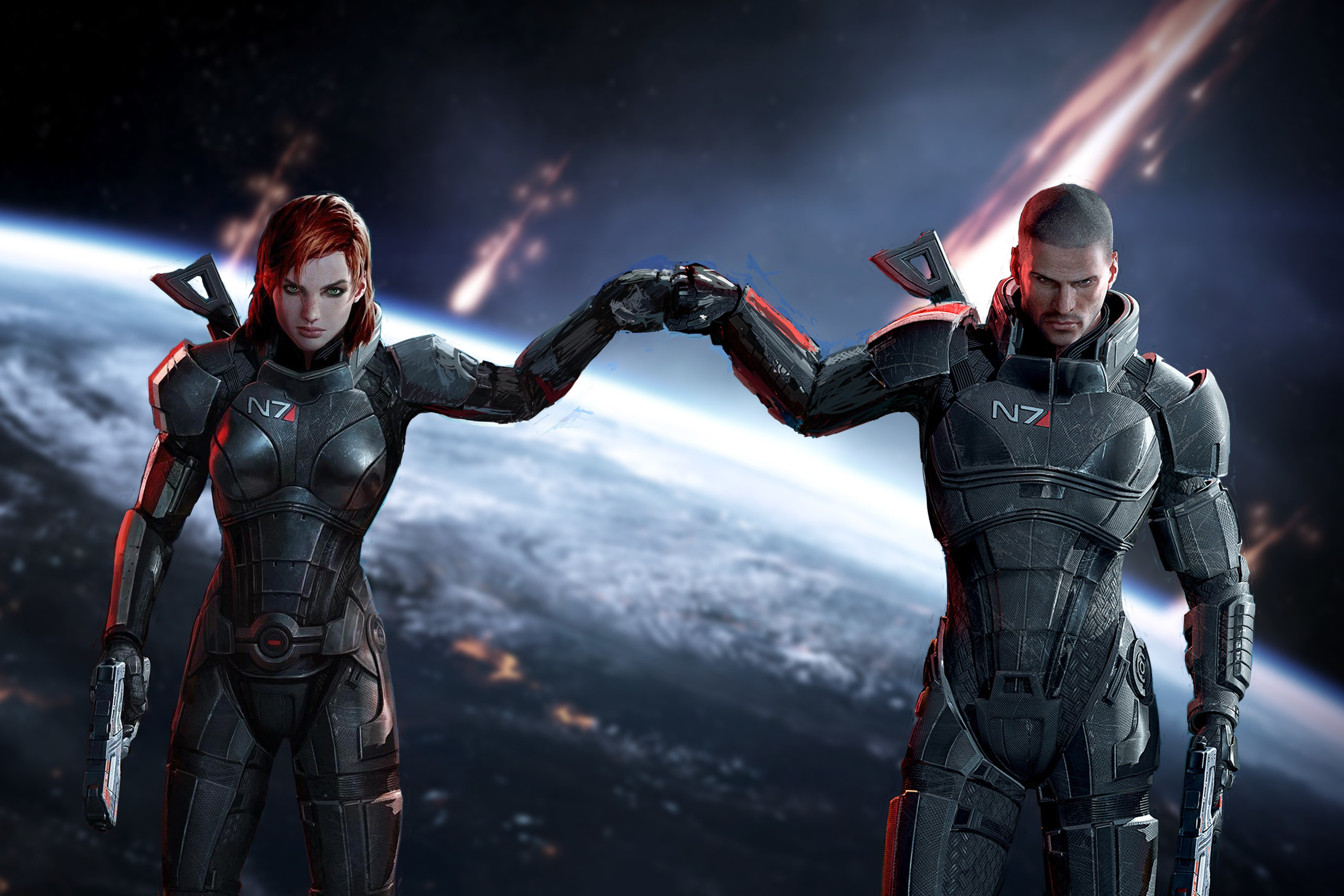 341 Mass Effect 3 Hd Wallpapers Background Images Wallpaper