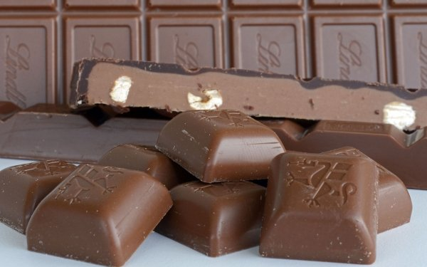 Food Chocolate Sweets Dessert Close-Up HD Wallpaper | Background Image