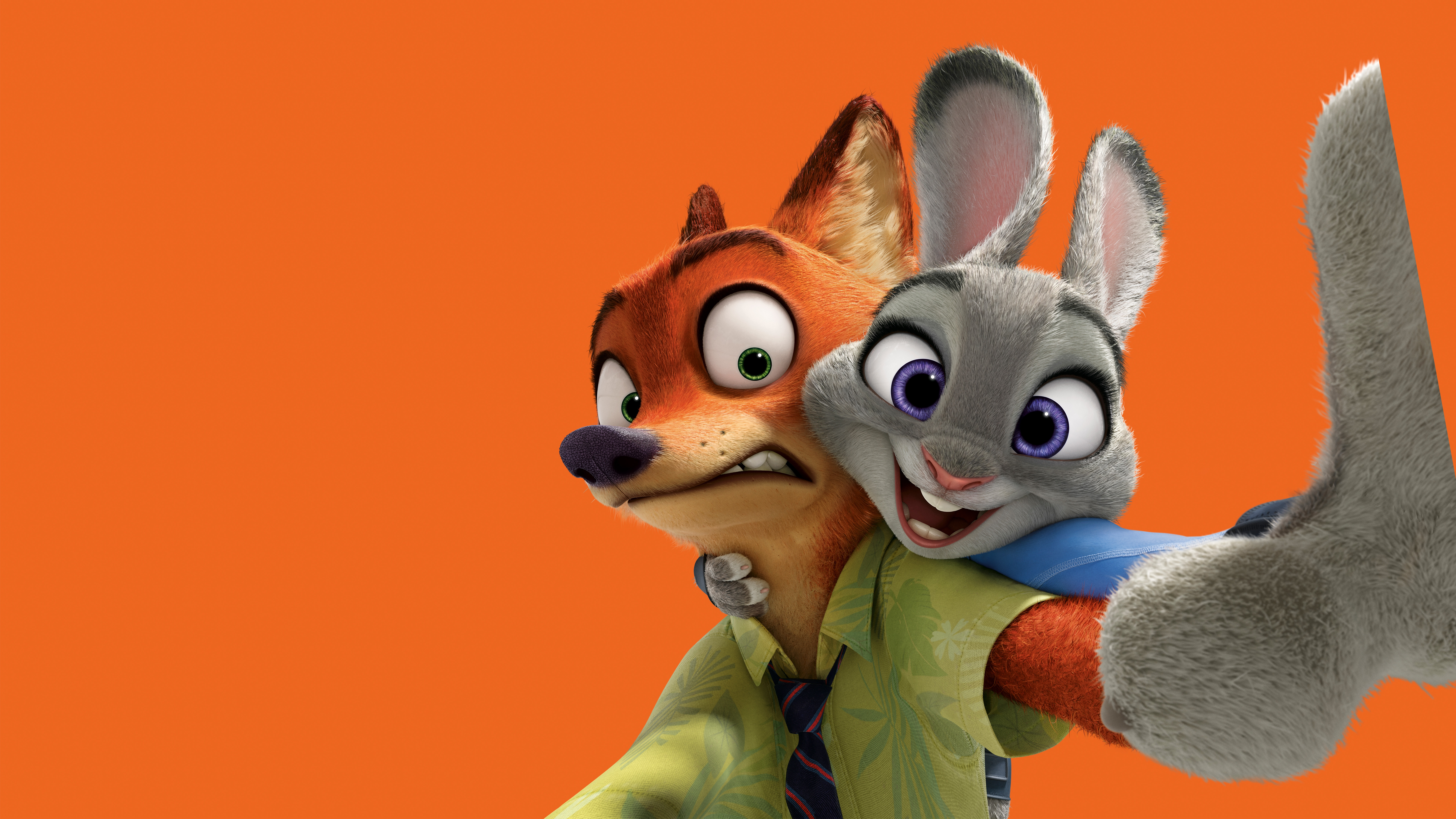 hd wallpaper background id696458 7680x4320 movie zootopia