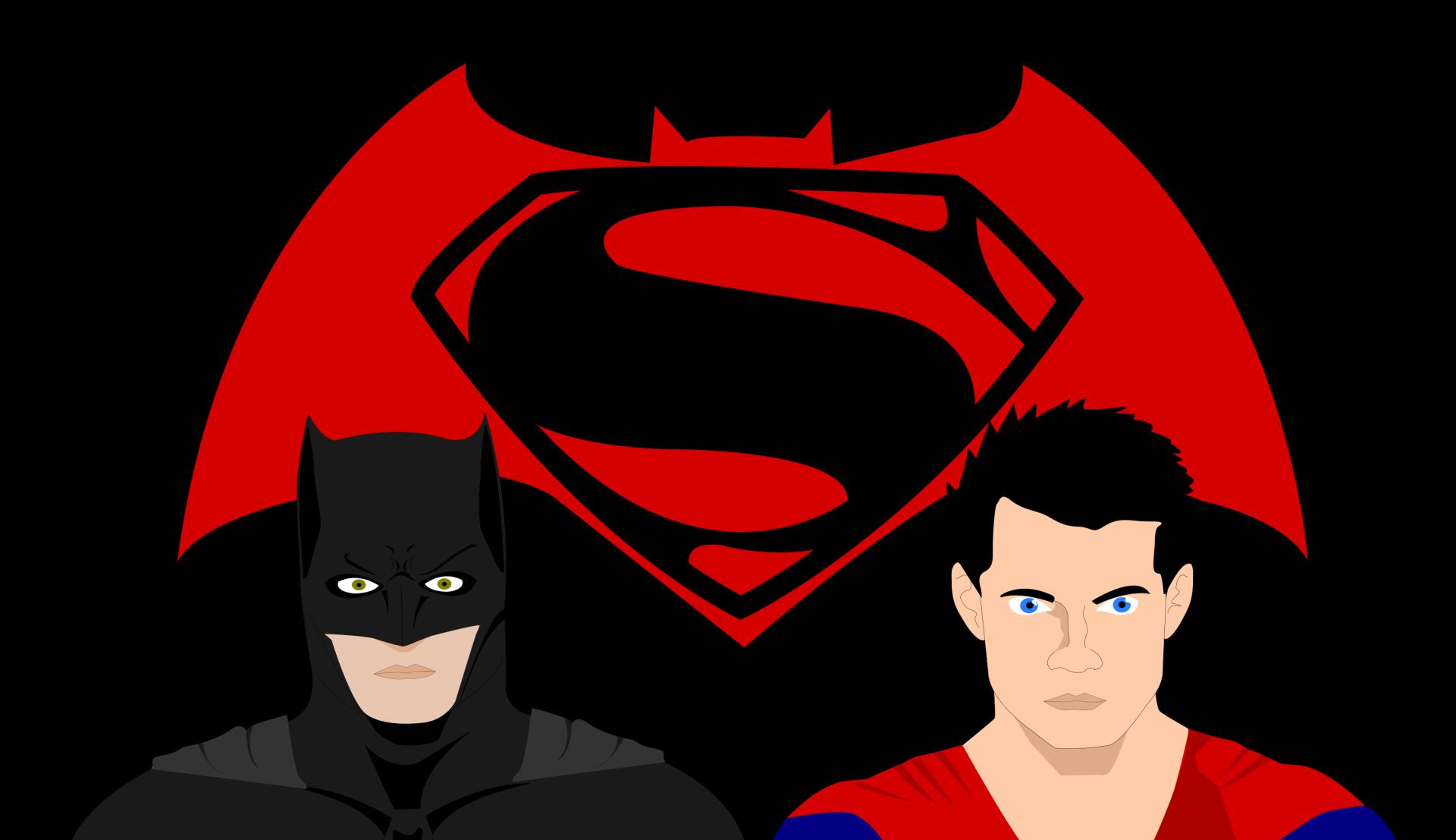 Movie - Batman v Superman: Dawn of Justice  Batman Superman Wallpaper