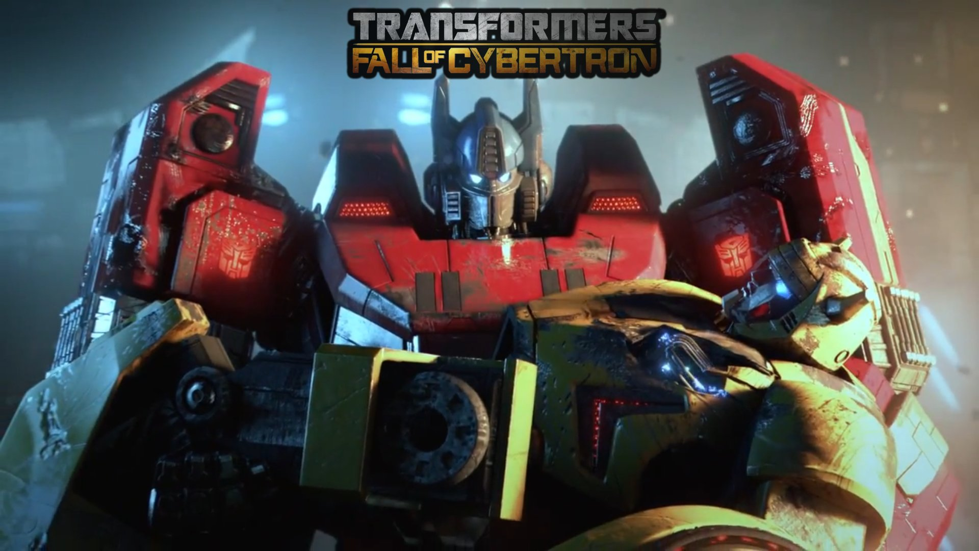 Transformers Fall Of Cybertron Hd Wallpaper Background Image