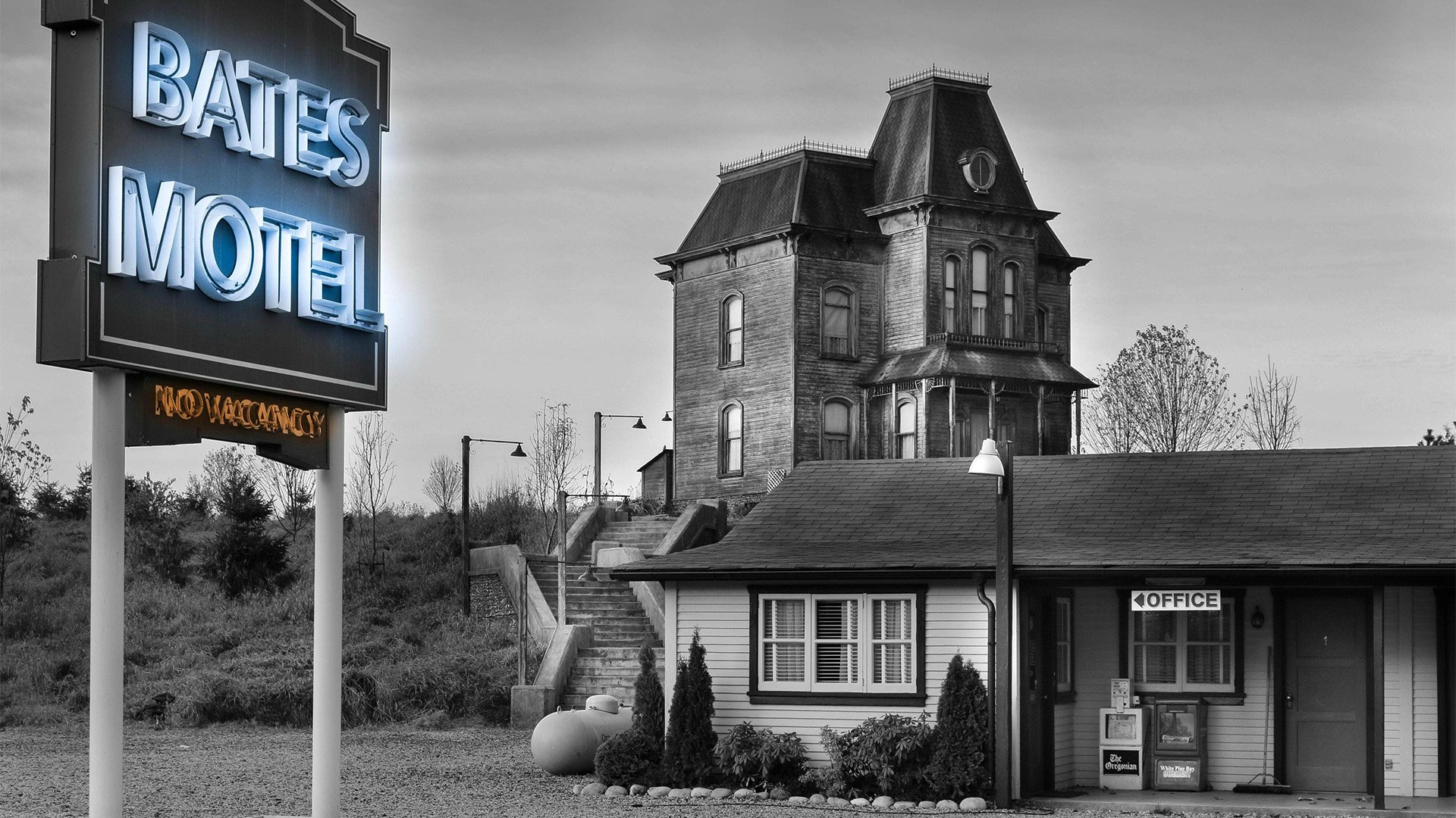 Bates Motel Full HD Wallpaper and Background Image ...