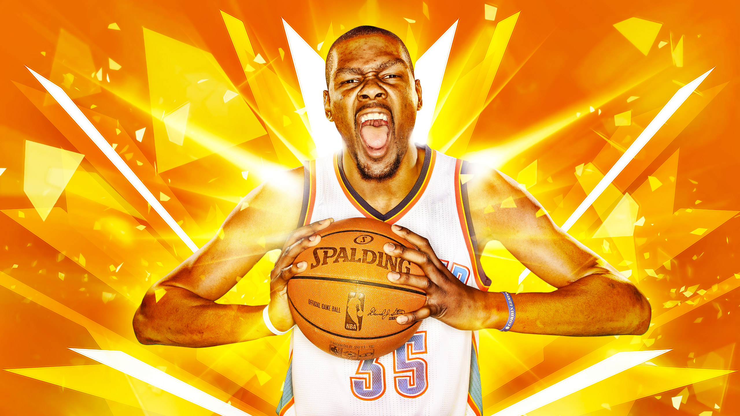 Kevin Durant HD Wallpaper | Background Image | 2560x1440 | ID:697983 - Wallpaper Abyss