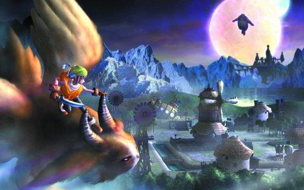 Video Game Dark Cloud HD Wallpaper | Background Image