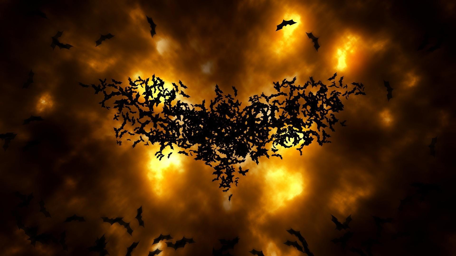 flying bats full hd wallpaper and background 1920x1080