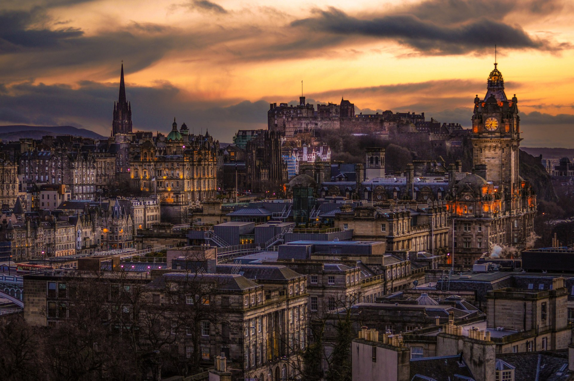 edinburgh scotland wallpaper -#main