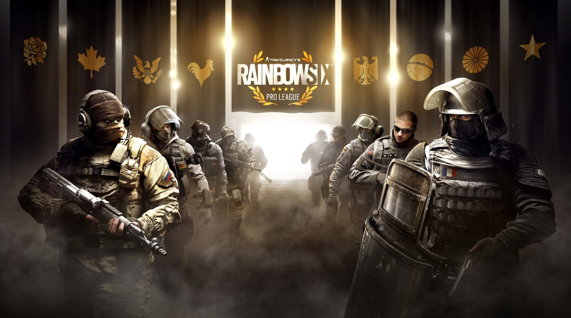 Video Game - Tom Clancy's Rainbow Six: Siege  Video Game Wallpaper