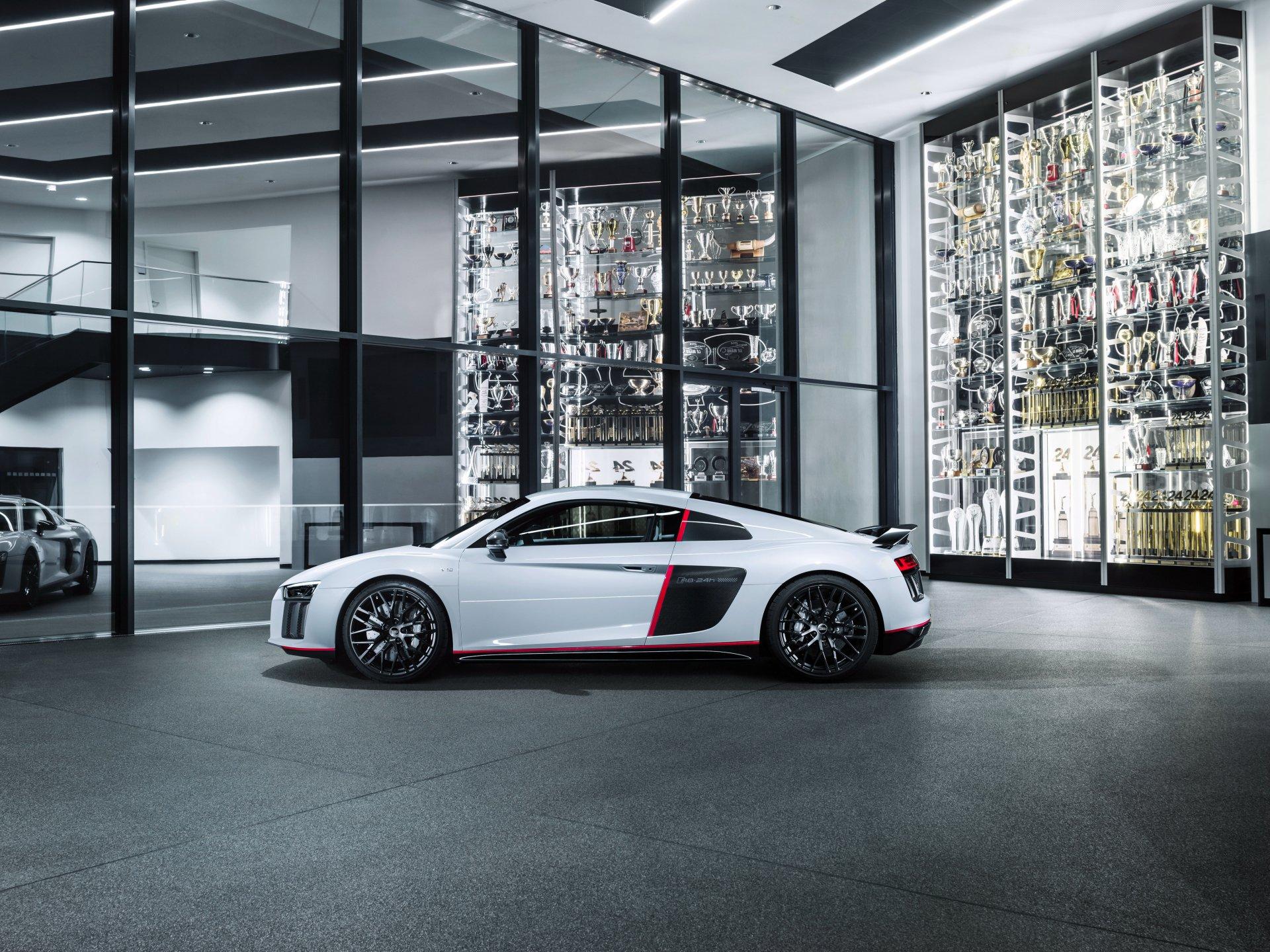 Vehicles - Audi R8  Audi Wallpaper