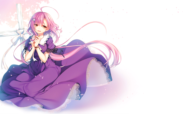 Anime School-Live! Megumi Sakura Gakkou Gurashi! HD Wallpaper | Background Image