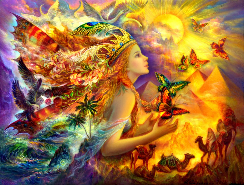 fantasy girl wallpaper and hintergrund 1440x1090 id 701415