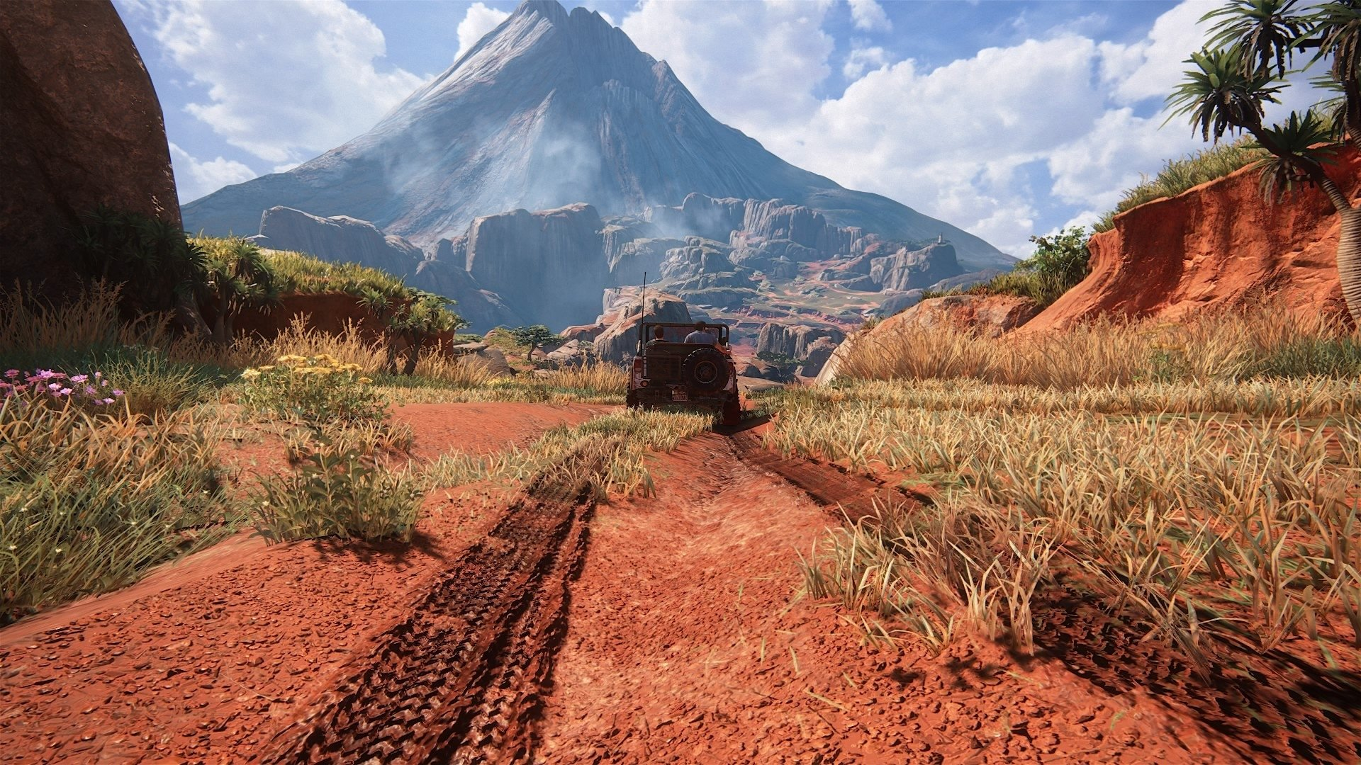 Uncharted 4: A Thief's End HD Wallpaper | Background Image ...