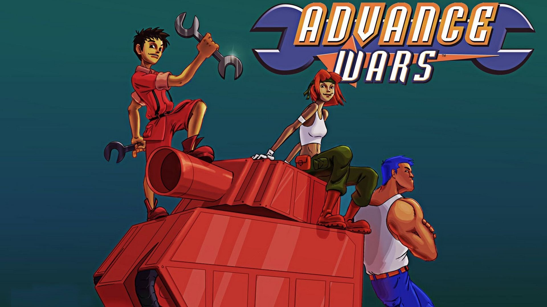 Advance Wars Hd Wallpaper Background Image 1920x1080 Id