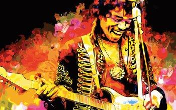 76 Jimi Hendrix HD Wallpapers