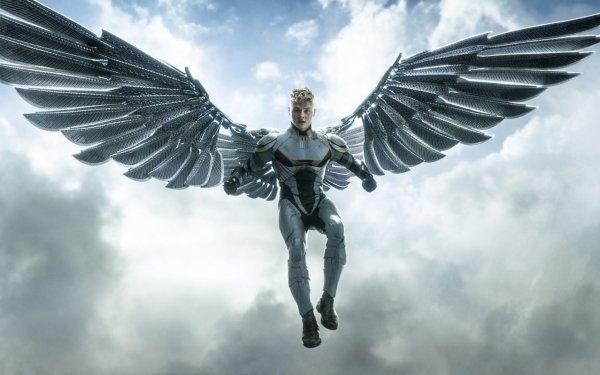 Movie X-Men: Apocalypse X-Men Archangel Warren Worthington III Wings HD Wallpaper | Background Image