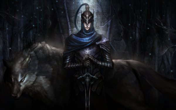 Jeux Vidéo Dark Souls Artorias Loup Fond d'écran HD | Image
