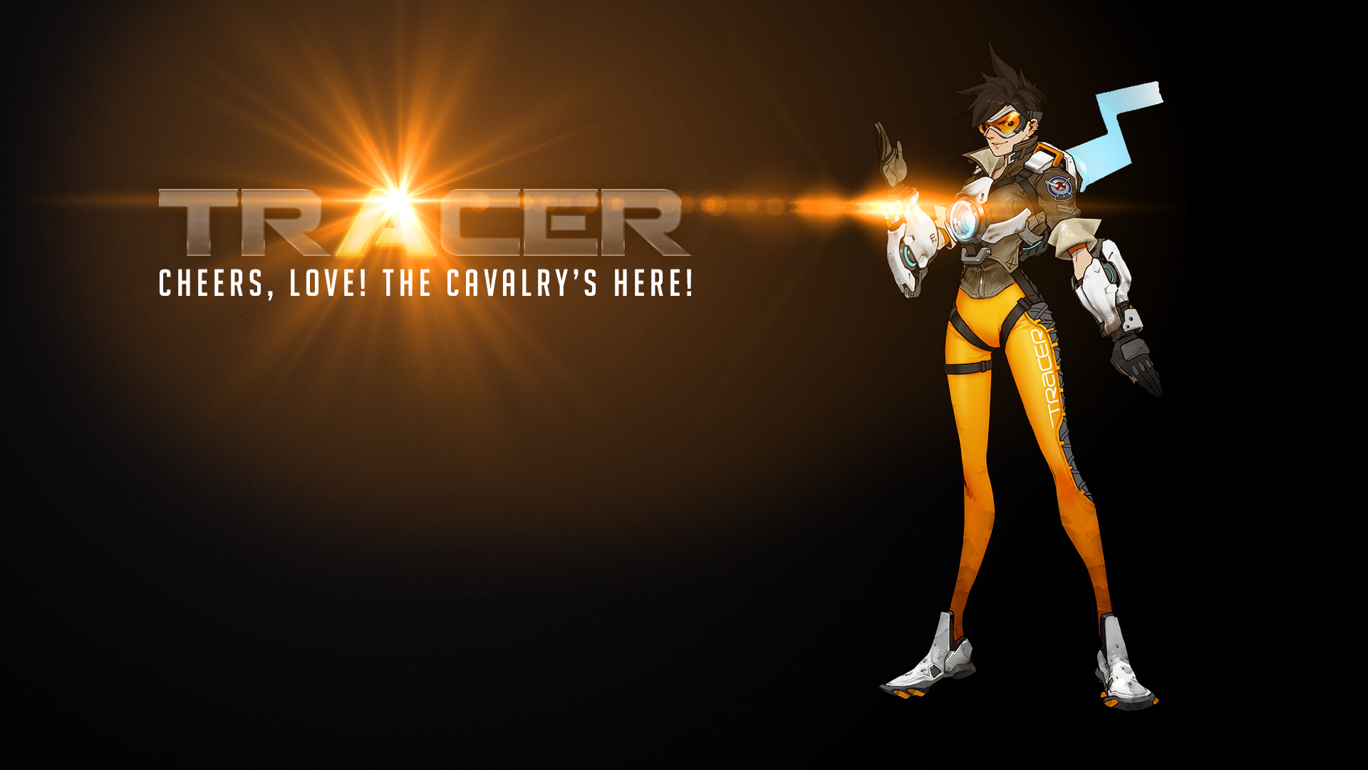overwatch agent tracer wallpapers - photo #33
