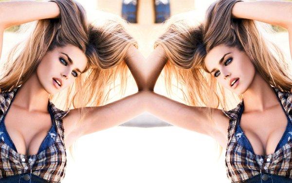 Celebrity Vanessa Hessler HD Wallpaper   Background Image