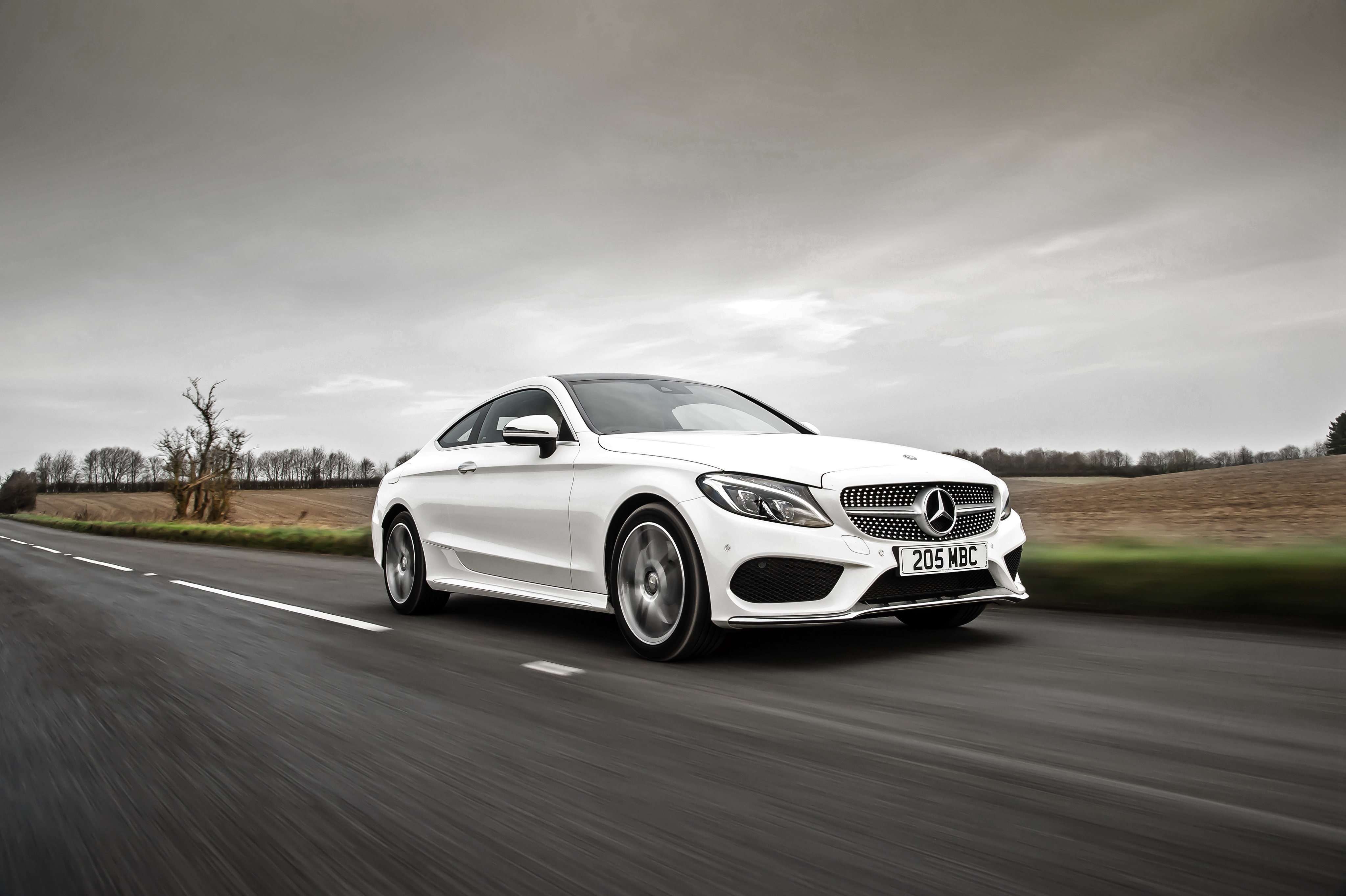 Mercedes-Benz C-Class 4k Ultra HD Wallpaper