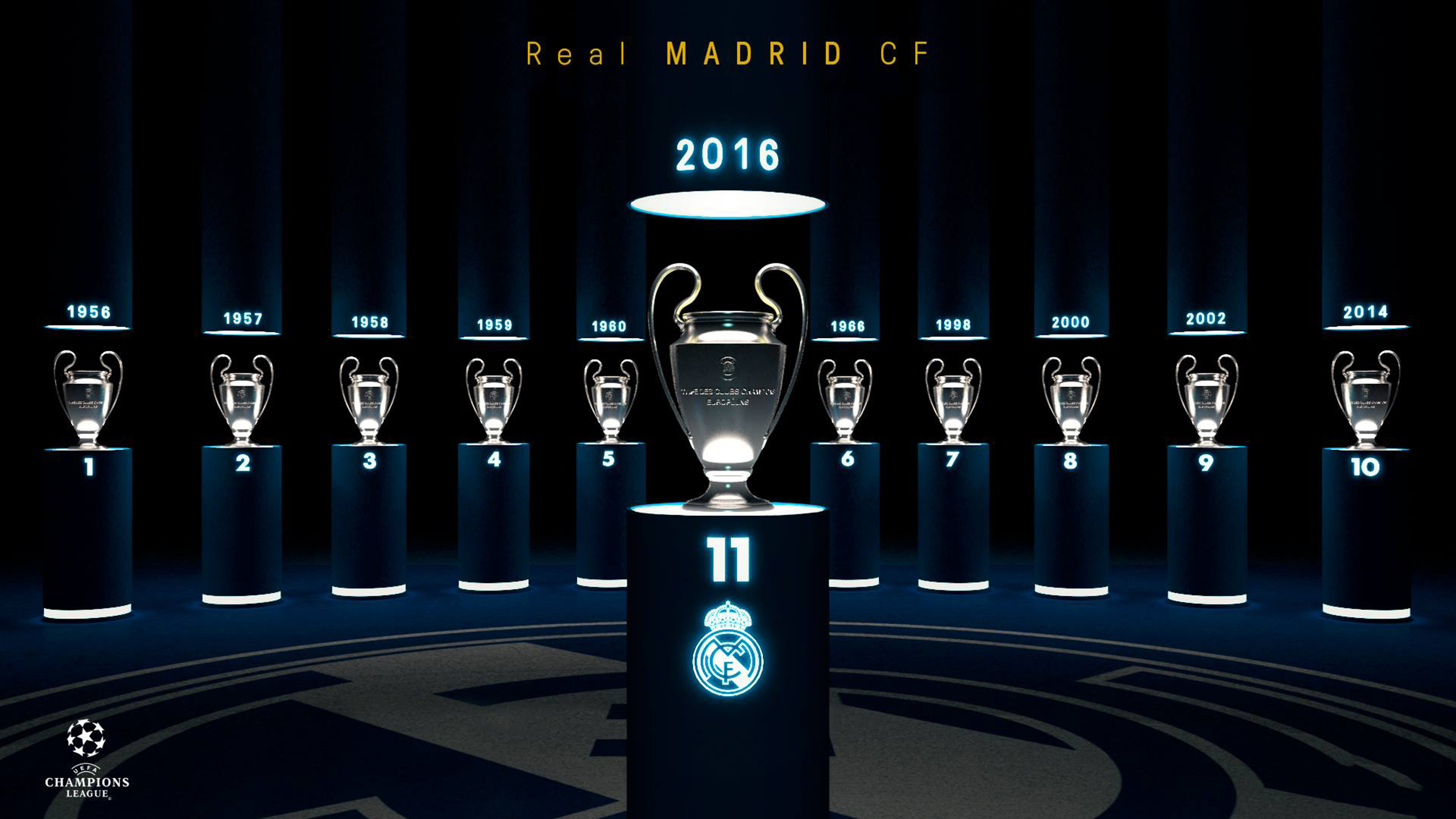 Sports - Real Madrid C.F. Football Wallpaper