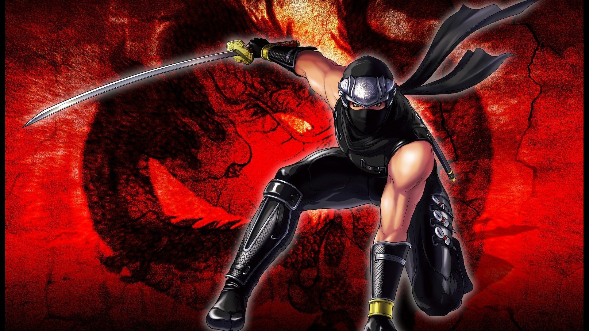 ninja gaiden dragon sword full hd wallpaper and background image