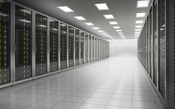 Technology Server HD Wallpaper | Background Image