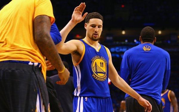 Sports Golden State Warriors Basketball Klay Thompson Fond d'écran HD | Image