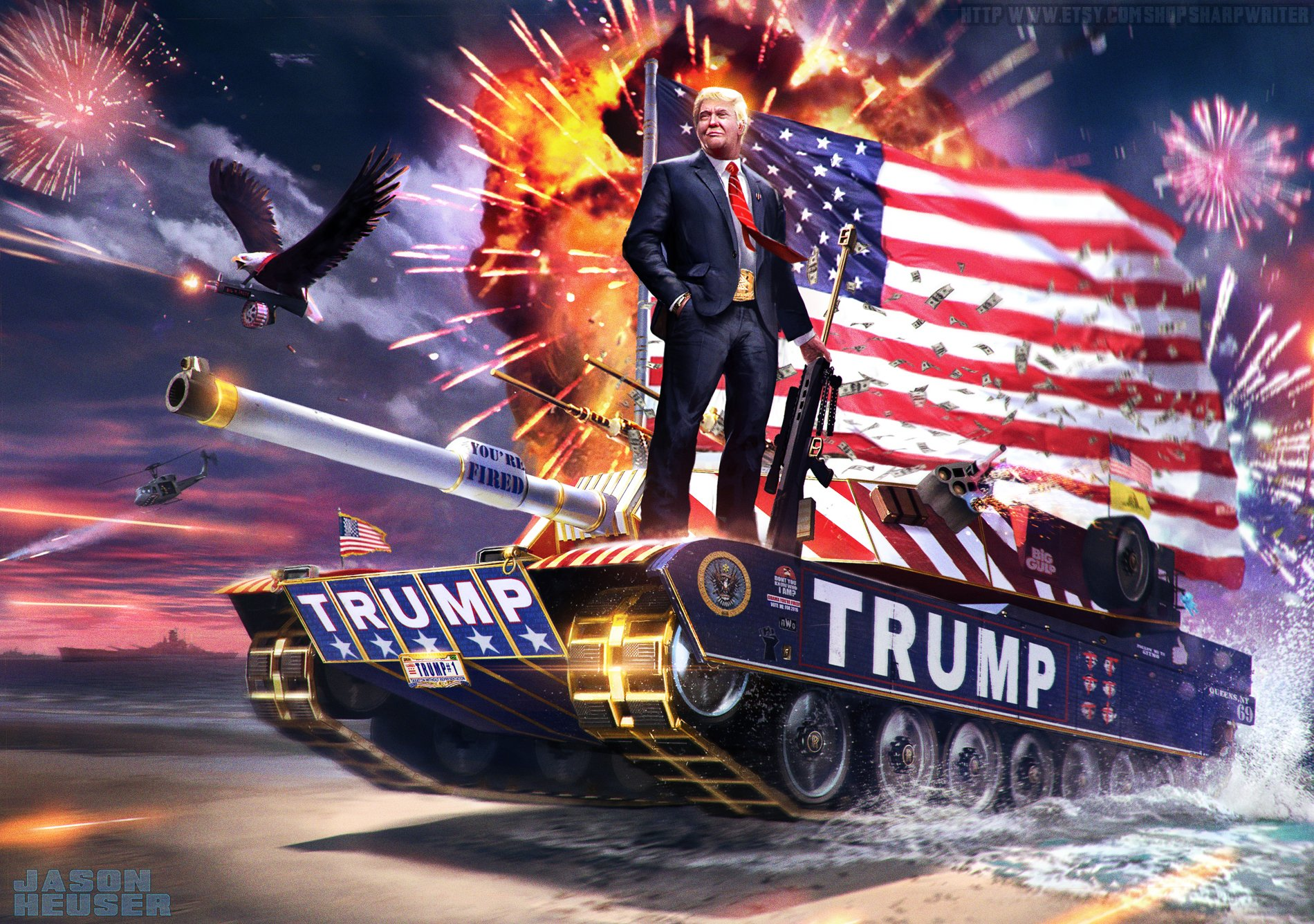Trump Wallpaper