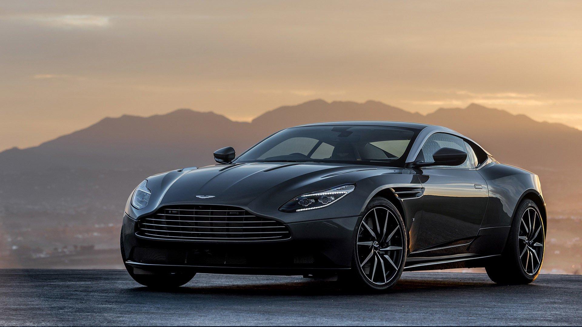 Aston Martin Db11 Fondo De Pantalla Hd Fondo De Escritorio