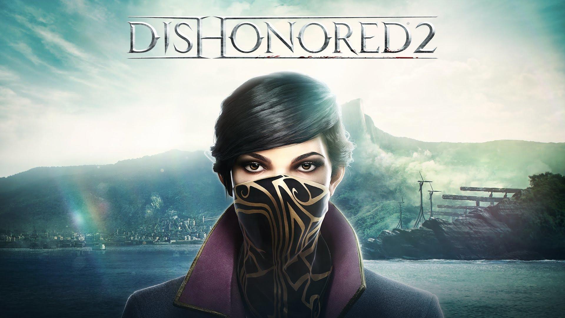 Dishonored 2 Fondo De Pantalla Hd Fondo De Escritorio
