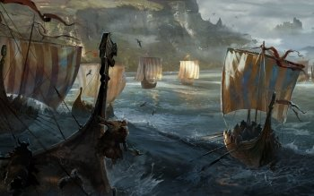 86 Viking Hd Wallpapers Background Images Wallpaper Abyss