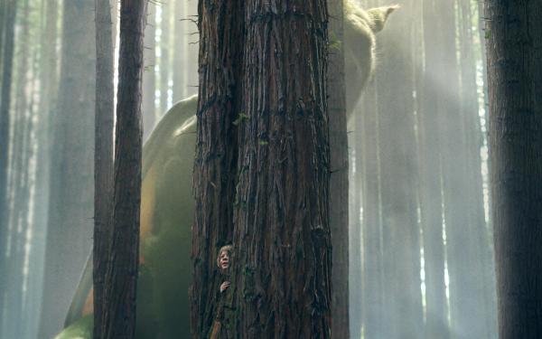 Movie Pete's Dragon (2016) Pete's Dragon HD Wallpaper | Background Image