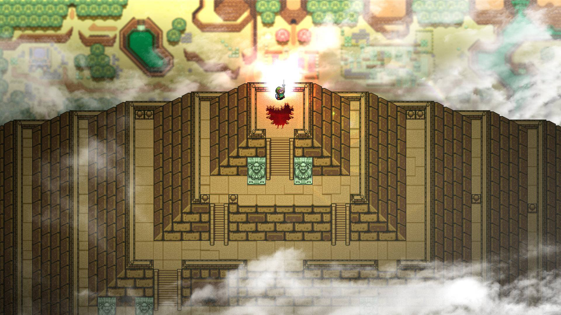 39 The Legend Of Zelda A Link To The Past Hd Wallpapers