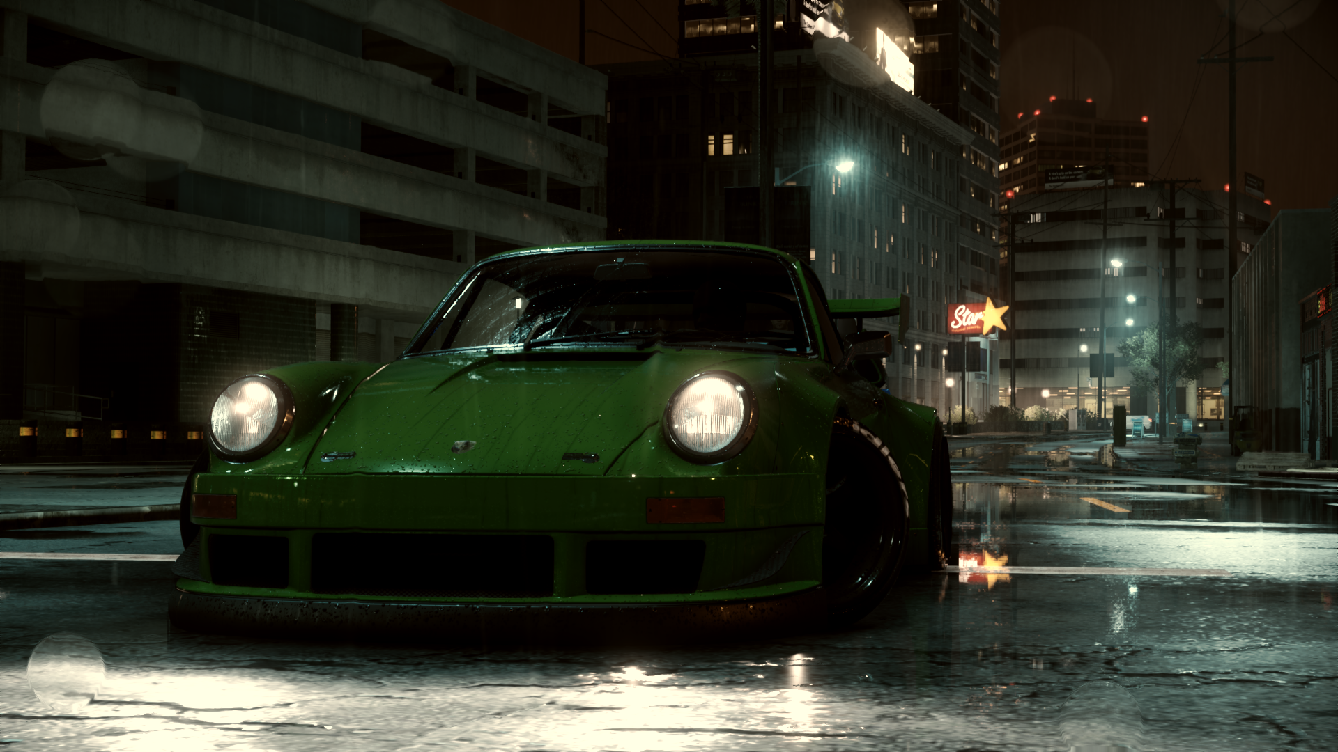 Rwb 4k Wallpaper: RWB Porsche 911 HD Wallpaper