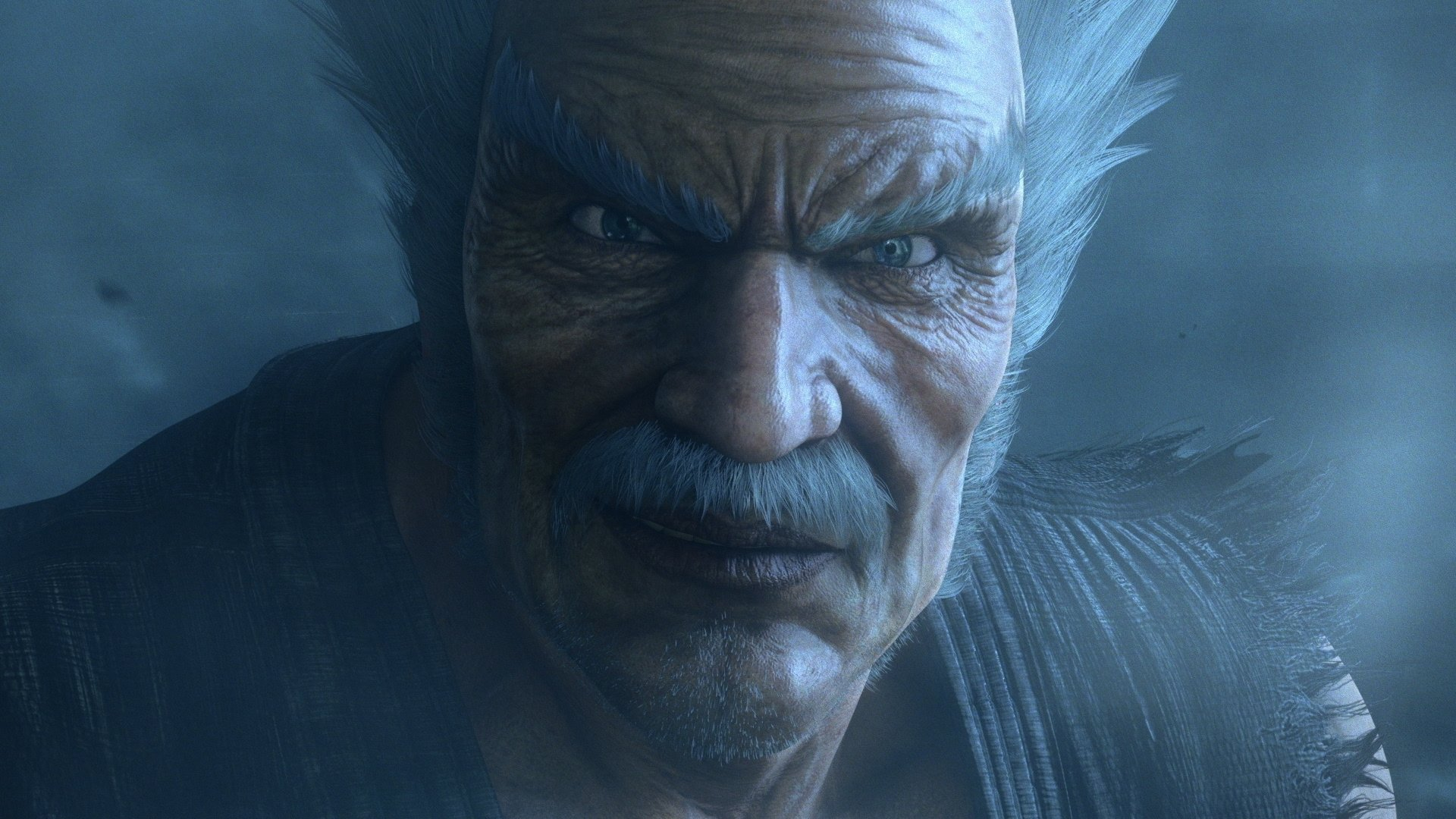 Video Game - Tekken 7  Heihachi Mishima Wallpaper