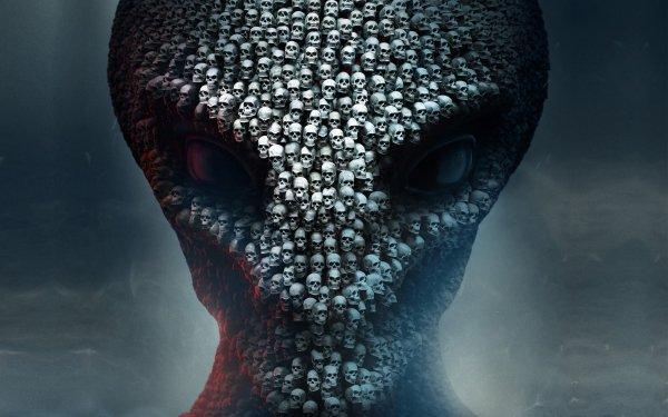 Video Game XCOM 2 XCOM Skull HD Wallpaper | Background Image