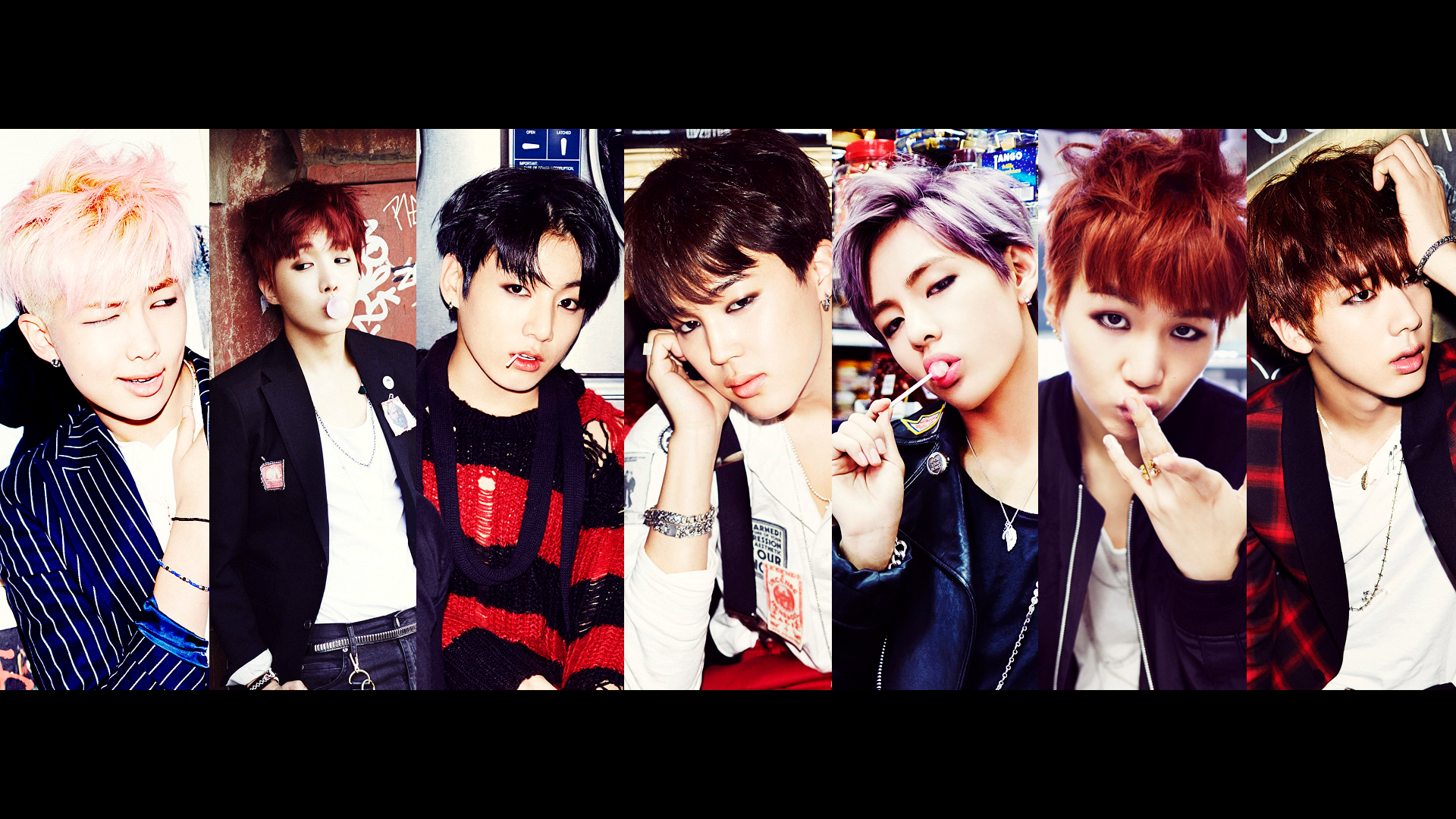 Unduh 400+ Wallpaper Bts Members
