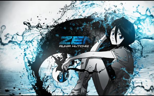Anime Bleach Rukia Kuchiki HD Wallpaper | Background Image