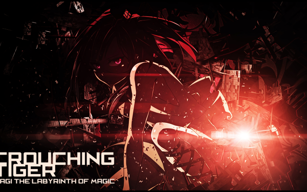Anime Magi: The Labyrinth Of Magic Morgiana HD Wallpaper | Background Image
