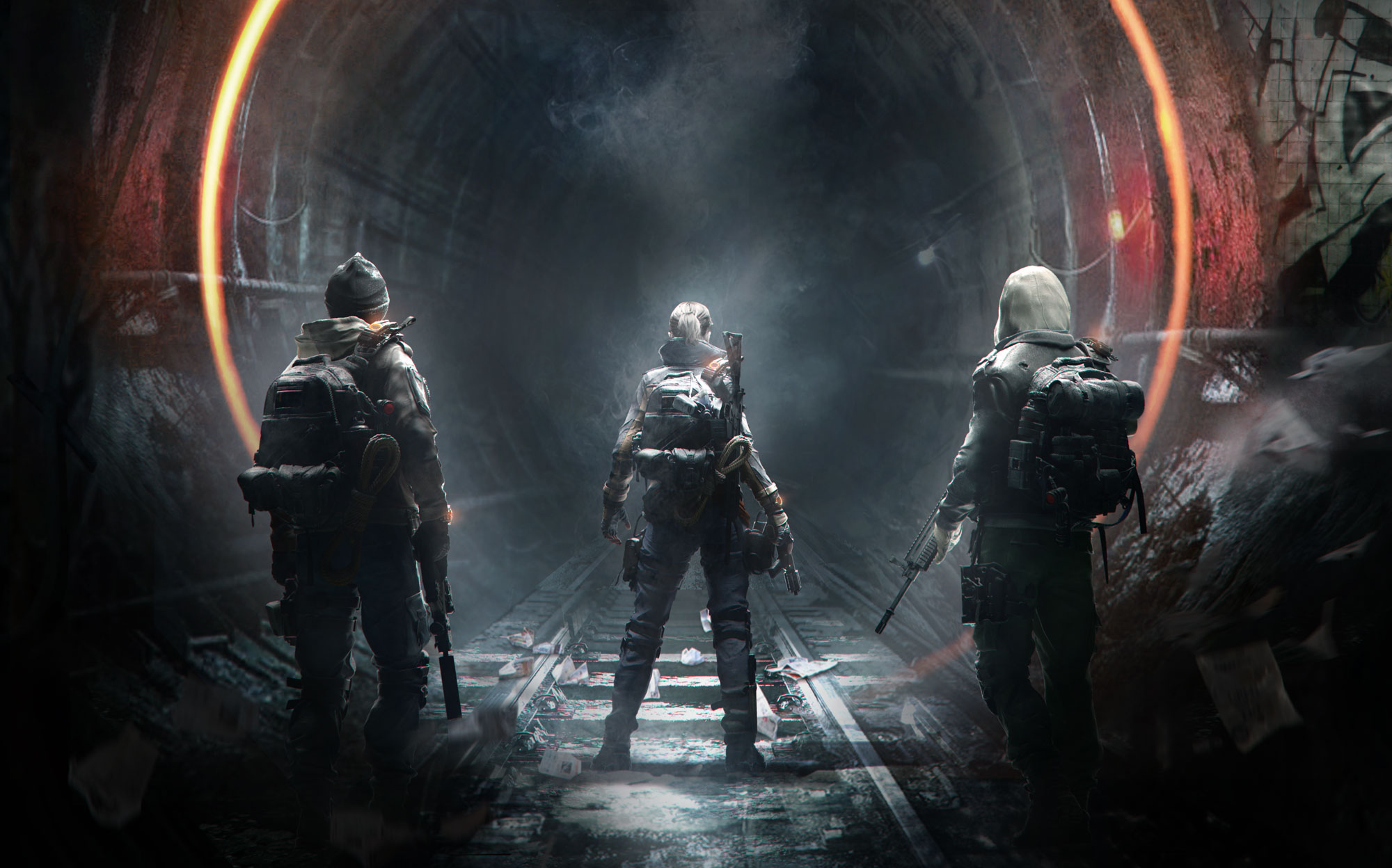 The Division   Builds Reddit