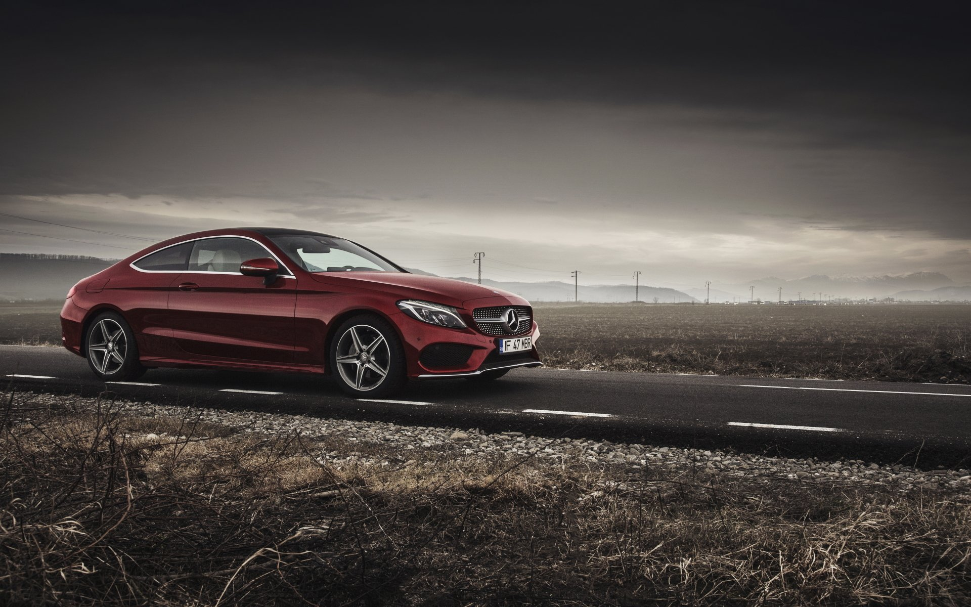 Mercedes-Benz C-Class 4k Ultra HD Wallpaper | Background ...