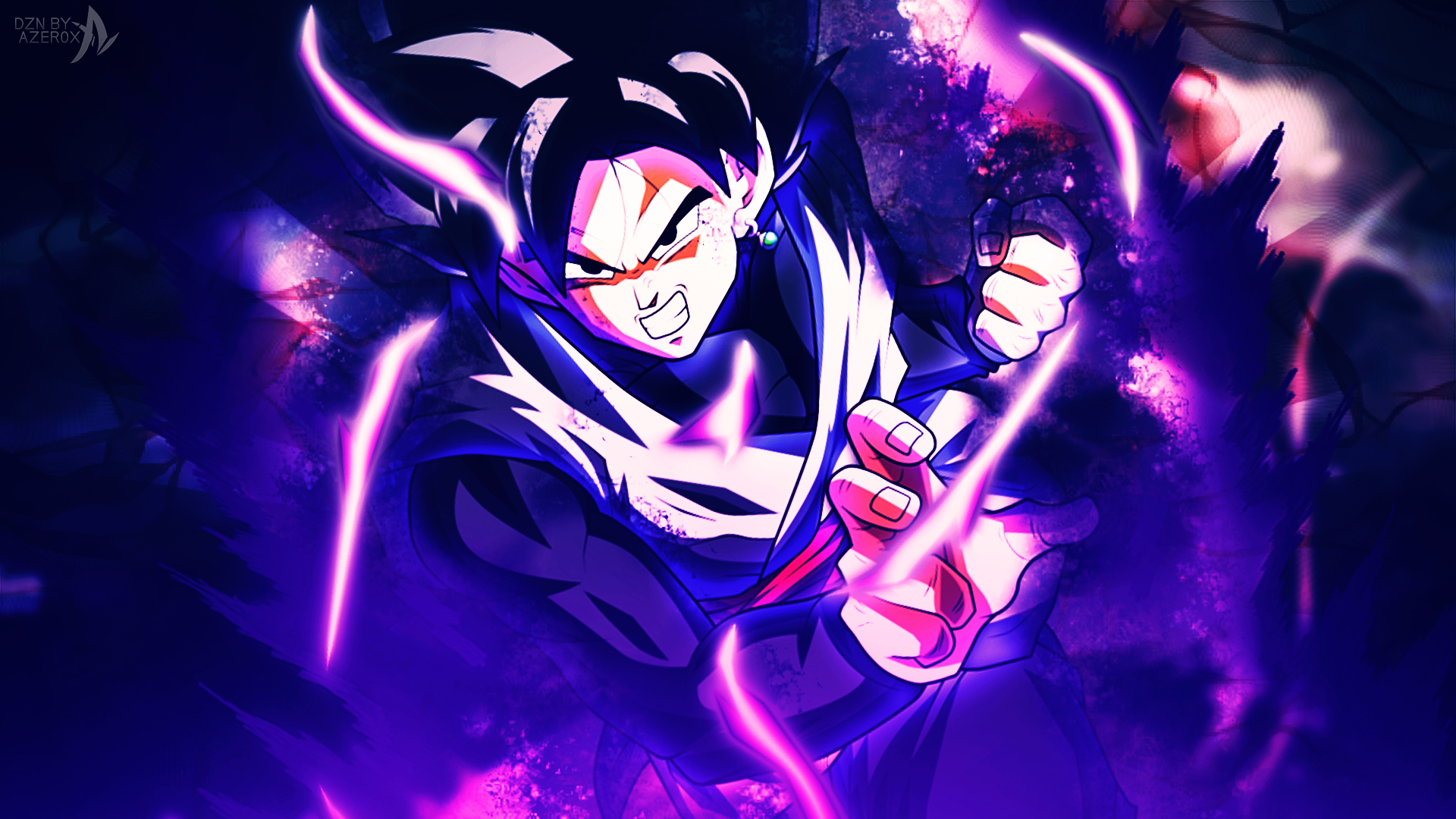 Anime Dragon Ball Super Goku SSGSS Goku Saiyan · HD Wallpaper | Background Image ID:716202