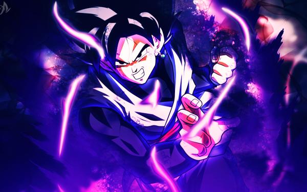 Anime Dragon Ball Super Dragon Ball Black Goku Black HD Wallpaper | Background Image