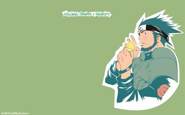 Anime Naruto Asuma Sarutobi HD Wallpaper | Background Image