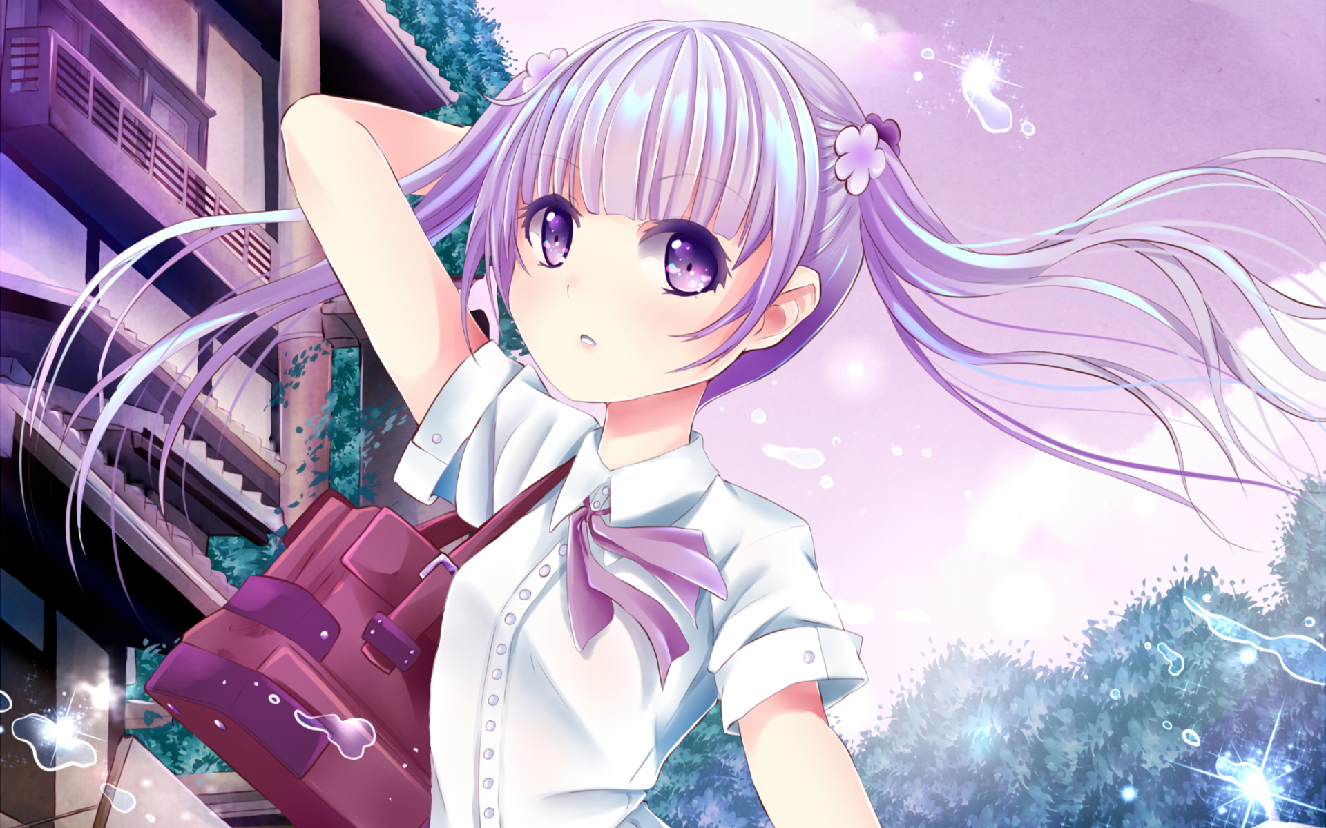 NEWGAME! Full HD Wallpaper and Background Image  1920x1200  ID:718295